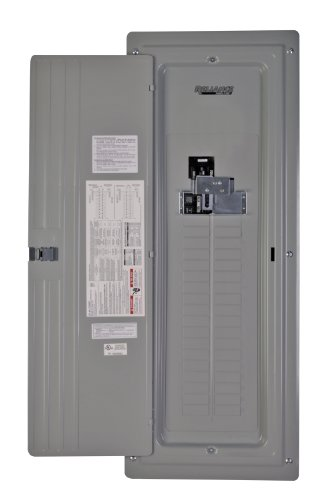 - Reliance Controls Corporation TTV2010D Main Breaker Panel/Link