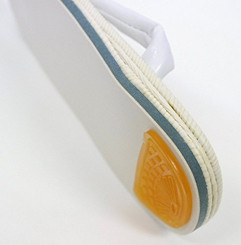 Pictures of KYOETSU Boy's Japanese Setta Sandals White ( 2010203 2