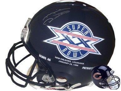 a71d320cb3e Mike Ditka Signed Autograph Chicago Bears Super Bowl XXBears Full Size  Proline Helmet - Authentic NFL