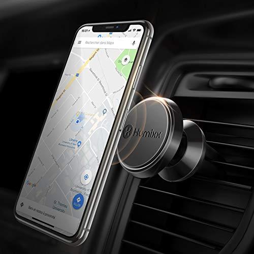 Humixx Magnetic Phone Car Mount, 360° Adjustable Air Vent C