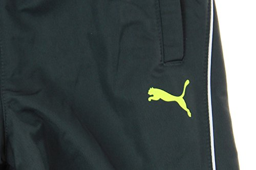 Puma Youth Big Boys (8-20) Pure Coat Track Pant Acid Yellow
