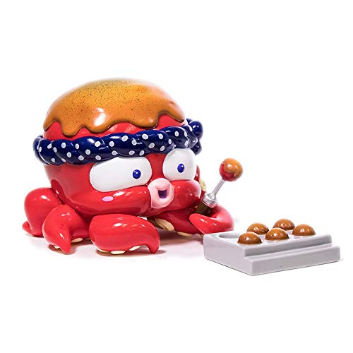 IFiDEA Octopus Vinyl Action Figure Toy 3