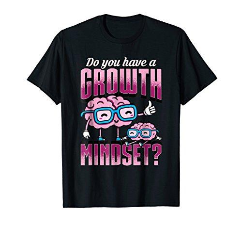 Growth Mindset Shirt - Cute Teacher Power of Yet Shirt Gift