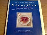 img - for Illustrated Escoffier book / textbook / text book