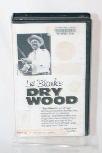 Les Blank's DRY WOOD - VHS - Cajun ()
