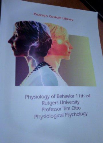 Physiology of Behavior (Physiology of Behavior)