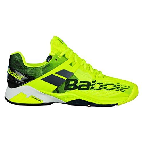 Babolat - Propulse Fury Clay Herren Tennisschuh Fluo Giallo
