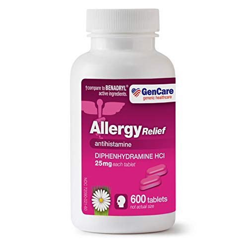 GenCare Allergy Relief Medicine