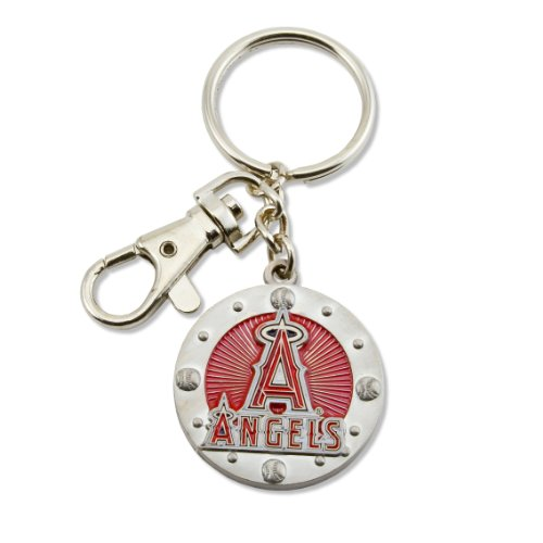 MLB Los Angeles Angels Impact Keychain Los Angeles Angels Team Store
