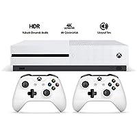 Microsoft Xbox One S 1TB/2 Oyun Konsolu