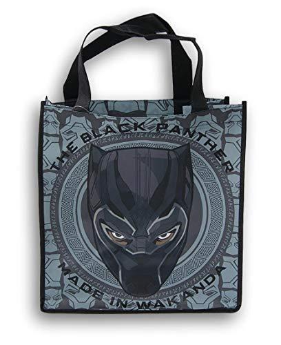 Marvel Black Panther Mask Tote Bag - 13 x 13 Inch