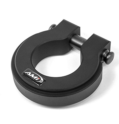 All Sales AMI 38LK AMI Dead Pedal-Lined Black 1 Pack