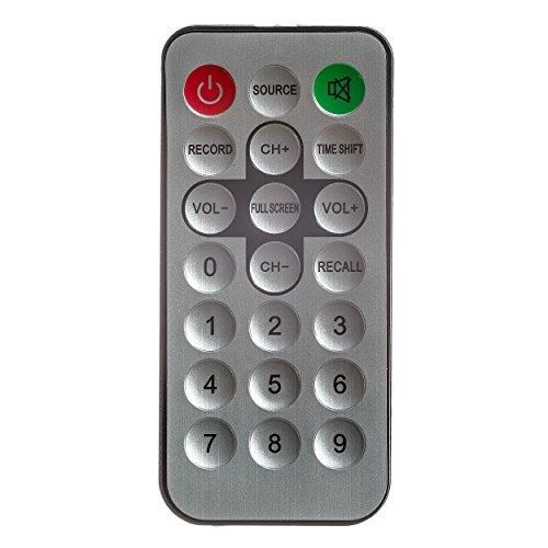 NooElec NESDR XTR+ Tiny Extended-Range TCXO-Based RTL-SDR & DVB-T USB Stick (RTL2832U + E4000) w/Antenna and Remote Control by NooElec (Image #8)