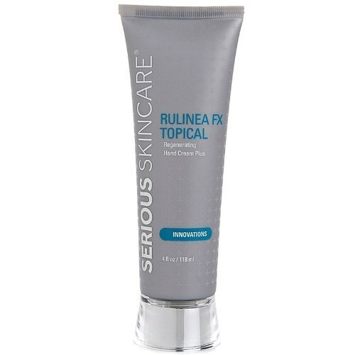Serious Skin Care 4 Oz Rulinea Fx Regenerating Hand Cream Plus by Serious Skin Care