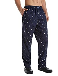 Men's Allover Pony Pajama Lounge Pants