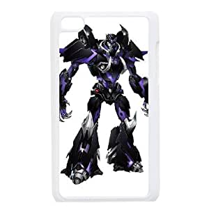iPod Touch 4 Phone Cases White Transformers FSG530460