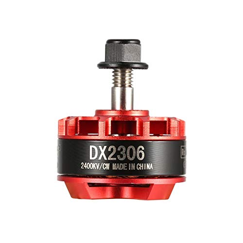 Wikiwand 4Pcs DX2306 2400KV 2-4S CW/CCW Brushless Motor for RC QAV250 280 Racing Drone by Wikiwand (Image #4)