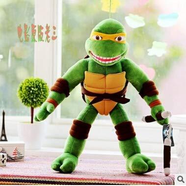 Xuniu Teenage Mutant Ninja Turtles Felpa muñeca de Juguete ...