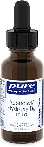 Pure Encapsulations Adenosyl Hydroxy Mitochondrial