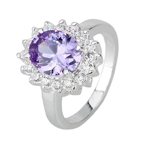 Amazon.com: Kanabow fair ring for outstanding Women ...