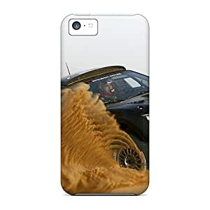 Protective Cases With Fashion Design For Iphone 5c (cool Car Stunt)