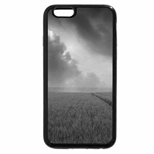 iPhone 6S Plus Case, iPhone 6 Plus Case (Black & White) - Amazing summer