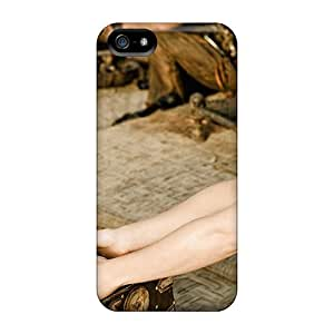 Durable Defender Case For Iphone 5/5s Tpu Cover(game Of Thrones - The Dragon Eggs)