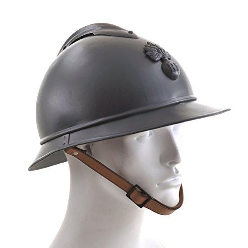 French M15 Adrian Helmet by World War Supply