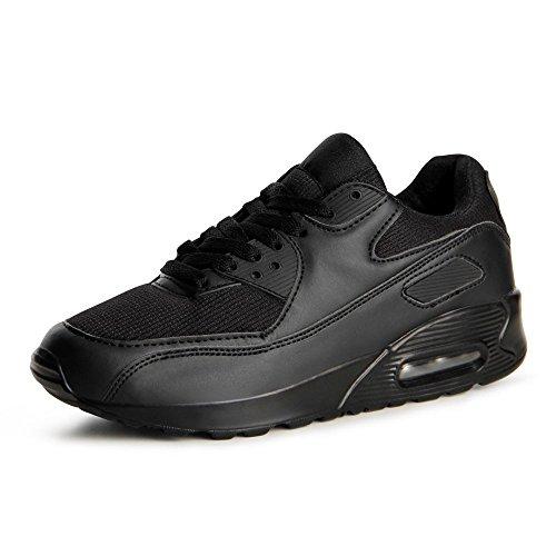 nbsp;femme 712 Chaussures De Topschuhe24 Sport Sneaker Noir 5AFwxqT