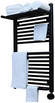 400With 600Wの電気タオルバーの世帯の浴室の壁の理性的な一定した温度の洗濯の棚
