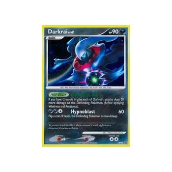 Pokemon - Darkrai – DP52 – Promotional (DP52) - Diamond and Pearl Black Star
