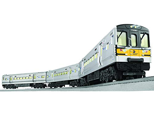 Lionel MTA Long Island Rail Road M7 Lion Chief Ready to Run Train Set