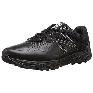 New Balance Men's MU950V2 Umpire Low Shoe, Black/Black, 11 D US