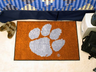 Wholesale Clemson University Starter Rug, [Collegiate, ()