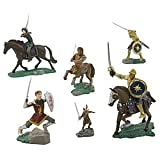 The Chronicles of Narnia: Prince Caspian 6-Pc. Figurine Set