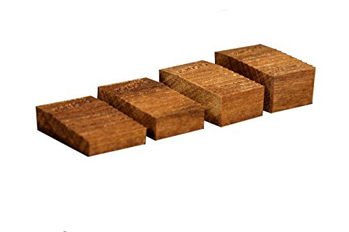 Trem Claw - Floyd Rose Floating Tremolo Set Up Blocks - Trem Wedge (Luthier Set 1/4