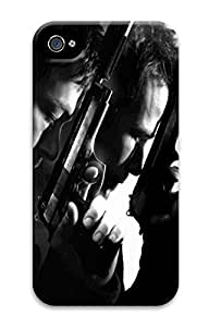 Boondock Saints PC Case Cover for iPhone 4 and iPhone 4s by ruishernameMaris's Diary