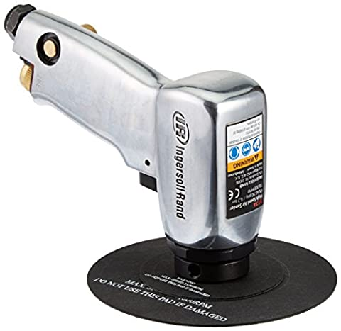 Ingersoll Rand 317A Heavy Duty 5-Inch High Speed Pnuematic Sander (Ingersoll Rand High Speed Sander)