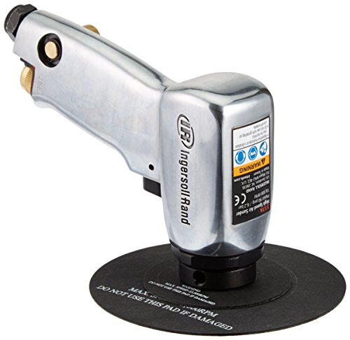Ingersoll Rand 317A Heavy Duty 5-Inch High Speed Pnuematic Sander -