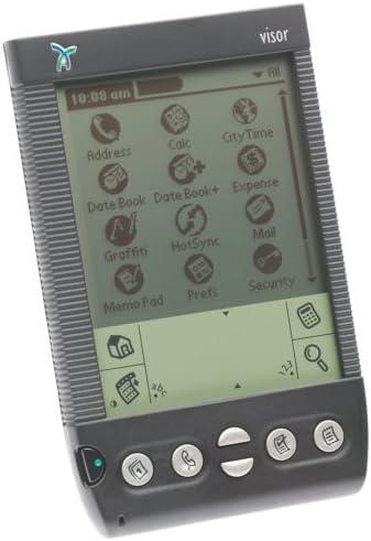 B00004TDN2 Handspring Visor Deluxe (Graphite) 41F2ERN3SVL