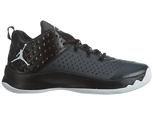 Synthetic Jordan Schwarz Fly Nike Trainers Extra Youth RIqInPA