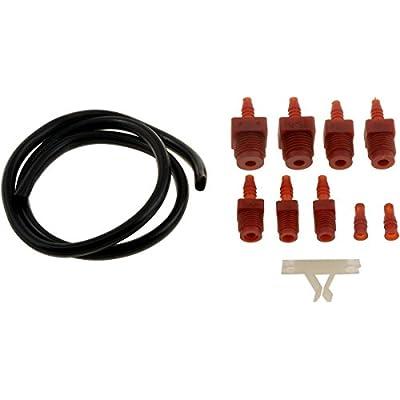 Dorman 13910 HELP! Master Cylinder Bleeder Kit: Automotive