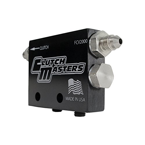 Clutchmasters FCV-2000 Clutch Masters New FLow Control -