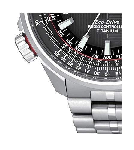 Titta Citizen Pilot Titanio CB0140-58E