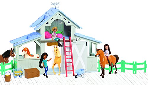 Just Play Spirit Barn Playset