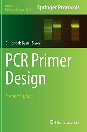 (PCR Primer Design (Methods in Molecular Biology))