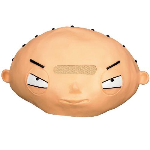 Stewie Family Guy Vinyl Mask (Family Guy Stewie Mask)