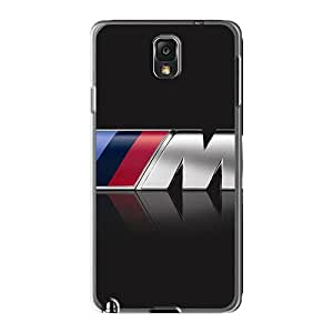 Durable Cell-phone Hard Covers For Samsung Galaxy Note 3 With Allow Personal Design High-definition Bmw M Pattern RickCannon
