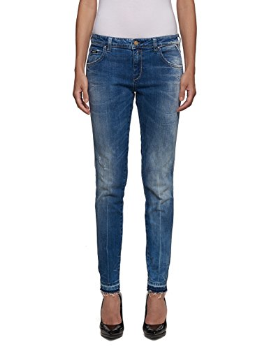 Replay Katewin, Jeans Mujer Azul (Blue Denim)