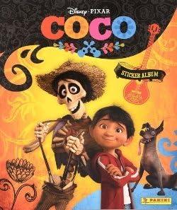 Collectible sticker series Unknown Panini Disney Coco